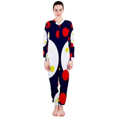 Abstract moon OnePiece Jumpsuit (Ladies)