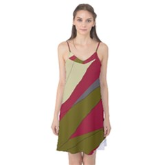Decoratve abstraction Camis Nightgown