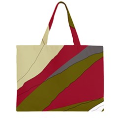 Decoratve abstraction Large Tote Bag