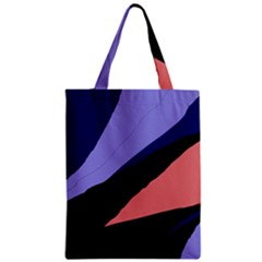 Purple and pink abstraction Classic Tote Bag