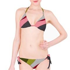 Colorful abstraction Bikini Set