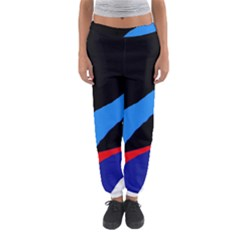 Colorful abstraction Women s Jogger Sweatpants