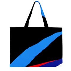 Colorful abstraction Large Tote Bag