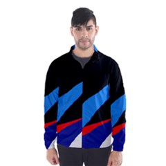 Colorful abstraction Wind Breaker (Men)