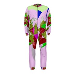 Flora abstraction OnePiece Jumpsuit (Kids)