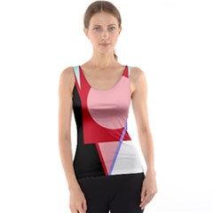 Decorative geomeric abstraction Tank Top