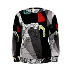 Decorative abstraction Women s Sweatshirt