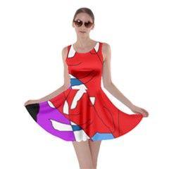 Colorful abstraction Skater Dress
