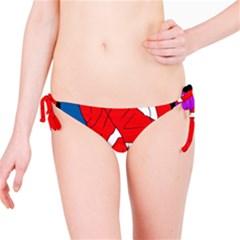 Colorful abstraction Bikini Bottom