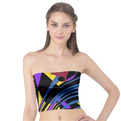 Optimistic Abstraction Tube Top