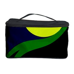 Falling  ball Cosmetic Storage Case