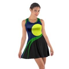 Falling  ball Racerback Dresses