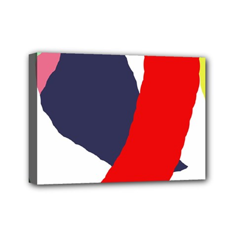 Beautiful abstraction Mini Canvas 7  x 5