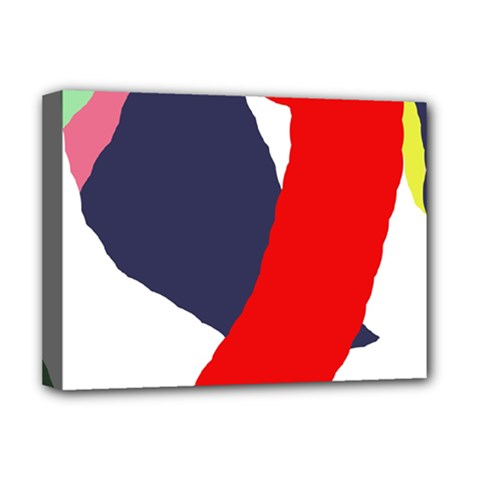 Beautiful abstraction Deluxe Canvas 16  x 12
