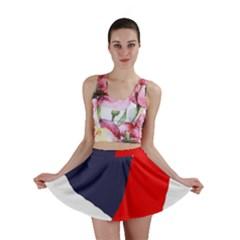 Beautiful abstraction Mini Skirt
