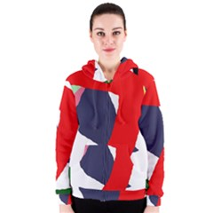 Beautiful abstraction Women s Zipper Hoodie