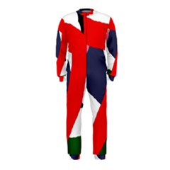Beautiful abstraction OnePiece Jumpsuit (Kids)