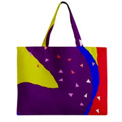 Optimistic abstraction Mini Tote Bag