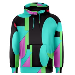 Abstract landscape Men s Pullover Hoodie