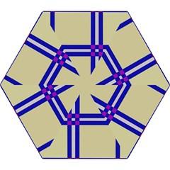 Elegant lines Mini Folding Umbrellas