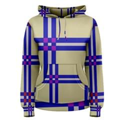 Elegant lines Women s Pullover Hoodie