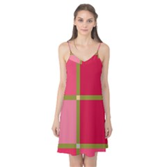 Red and green Camis Nightgown