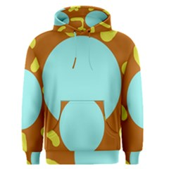 Abstract sun Men s Pullover Hoodie