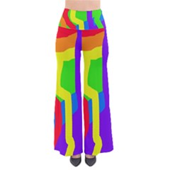 Rainbow abstraction Pants