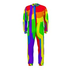 Rainbow abstraction OnePiece Jumpsuit (Kids)