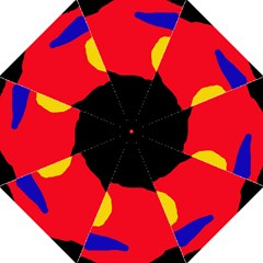 Colorful abstraction Folding Umbrellas
