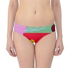 Optimistic abstraction Hipster Bikini Bottoms
