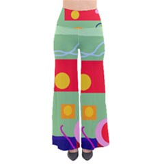 Optimistic Abstraction Pants