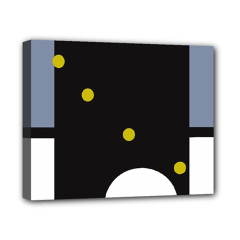 Abstract design Canvas 10  x 8
