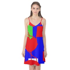 Abstract hart Camis Nightgown