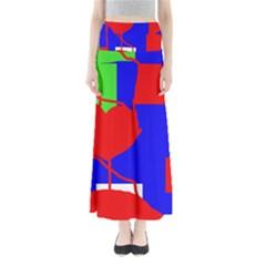 Abstract Hart Maxi Skirts