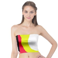 Colorful abstraction Tube Top