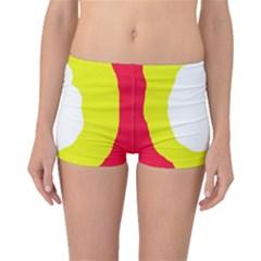 Colorful abstraction Boyleg Bikini Bottoms