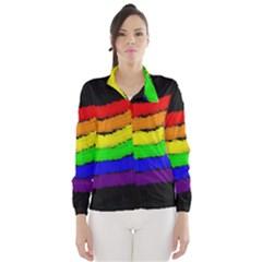 Rainbow Wind Breaker (Women)