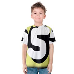 Number Five Kid s Cotton Tee