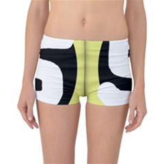 Number five Reversible Boyleg Bikini Bottoms