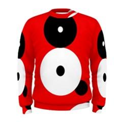 Number eight Men s Sweatshirt