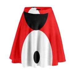 Number Eight High Waist Skirt