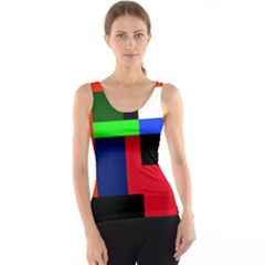 Colorful abstraction Tank Top