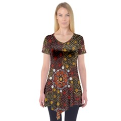 SDA1548 Short Sleeve Tunic