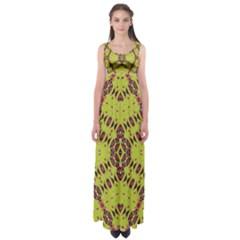 ZAZARETH  Empire Waist Maxi Dress