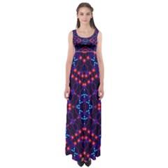 K,uku (6)i Empire Waist Maxi Dress