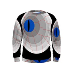 Blue eye Kids  Sweatshirt