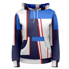 Decorative abstraction Women s Pullover Hoodie