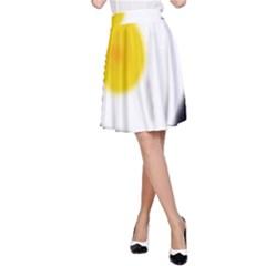 Egg A-Line Skirt
