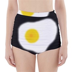 Egg High-Waisted Bikini Bottoms